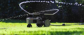 Тракторный ороситель