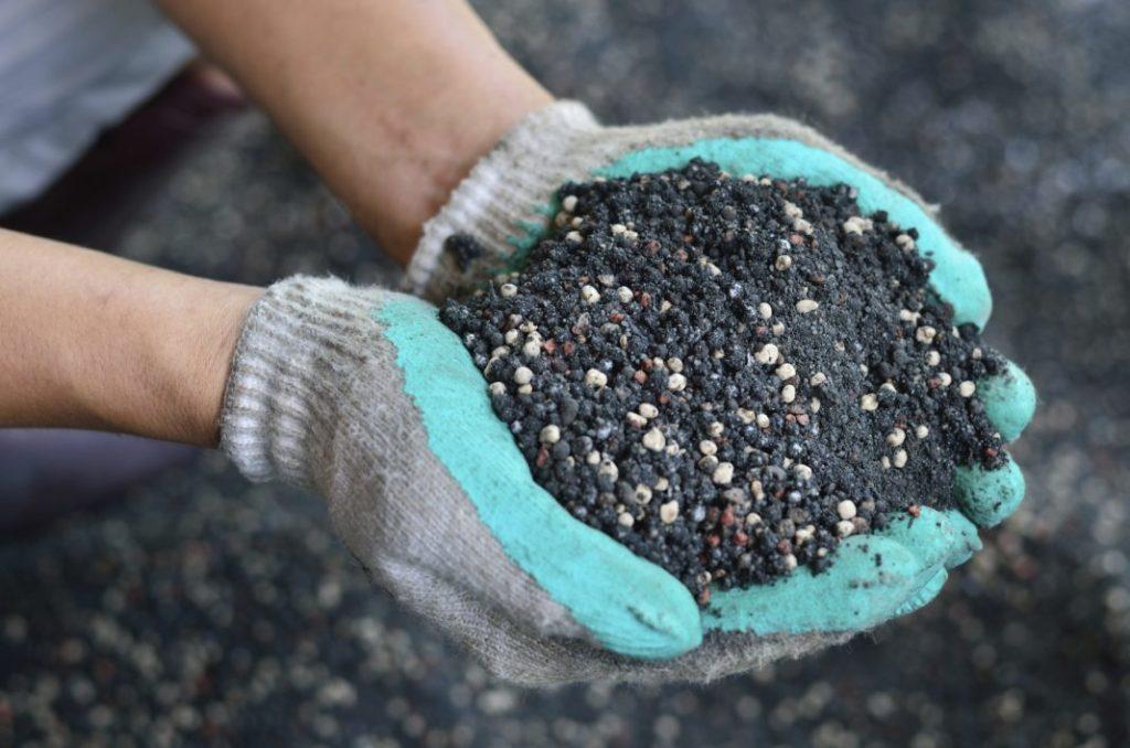 Почва для травяного сада компост удобрения